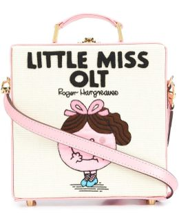 'little Miss Olt' Tote Bag