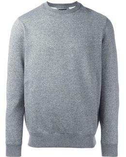 Melange Crew Neck Sweatshirt