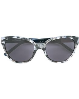 X Linda Farrow 152 C5 Sunglasses
