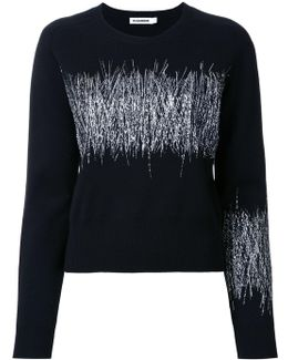 Embroidered Jumper