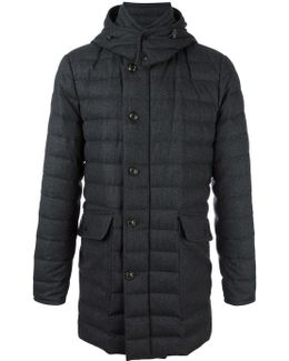 'copernic' Padded Coat
