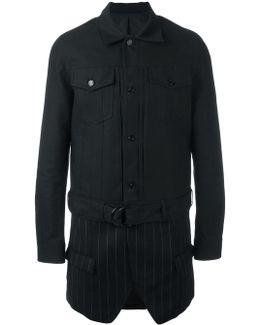Layered Shirt Jacket