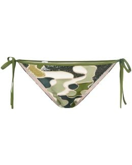 Make Love Tie-side Bikini Bottom