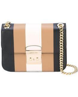 - Foldover Shoulder Bag - Women - Leather - One Size
