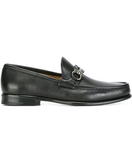 Gancio Bit Loafers