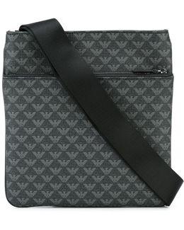 Flat Shoulder Bag