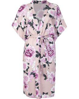 Shortsleeved Robe
