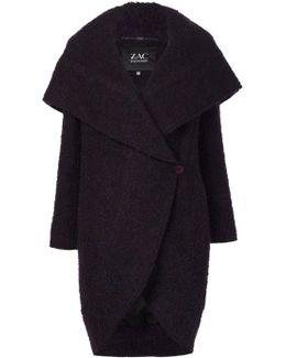 'camilla' Cocoon Wrap Coat