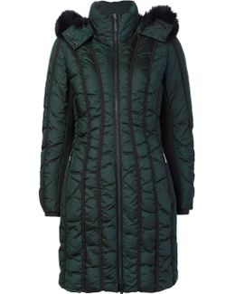 'carla' Padded Coat