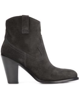 'curtis 80' Western Ankle Boots