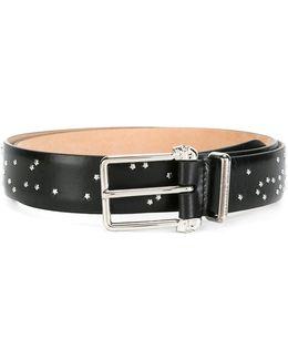 Star Studded Belt
