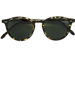 Tortoiseshell Cat Eye Sunglasses