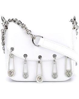 Lion Pins Crossbody Bag