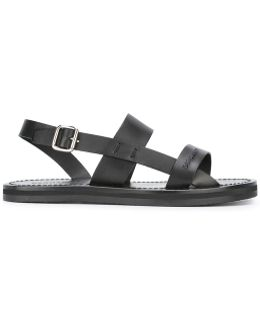 Jesus On The Beach Sandals