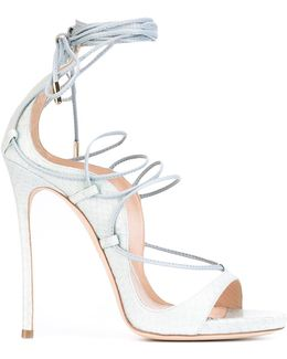 Riri Lace-up Sandals