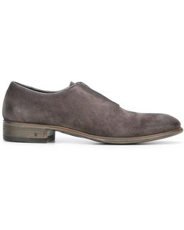 Piped Trim Loafers
