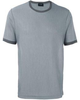 Contrast Crew Neck T-shirt