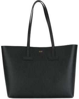 Small T Tote Bag