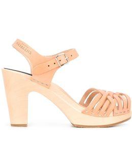 'braided' Sandals