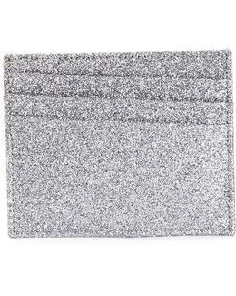 Glitter Panel Cardholder