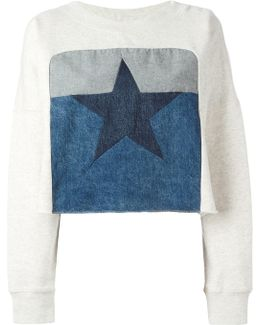 'fane' Cropped Sweatshirt