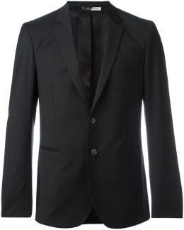 Button Up Classic Blazer