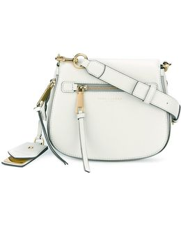 'gotham' Saddle Crossbody Bag