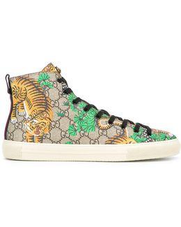 Bengal Hi-top Sneakers