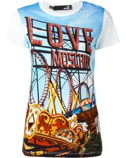 Fun Fair Printed T-shirt