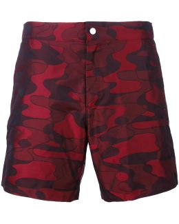 Vacation Mood Swim Shorts