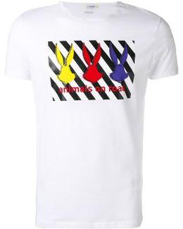 Bugs Bunny Print T-shirt