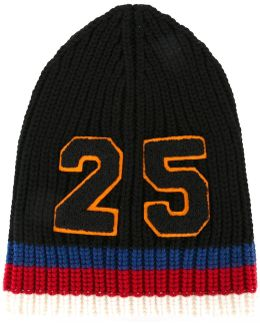 25 Ribbed Knit Beanie
