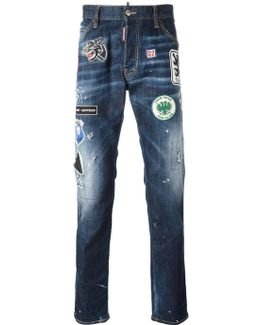 Cool Guy Patch Jeans