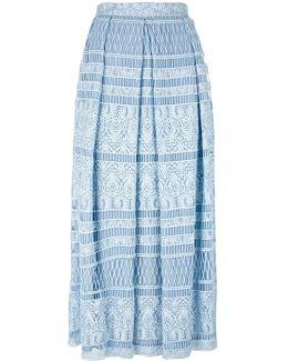 Heart Lace Skirt