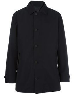 Classic Buttoned Coat