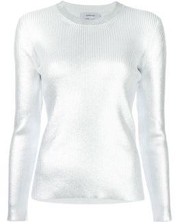 Metallic (grey) Sweatshirt