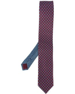 - Printed Tie - Men - Silk - One Size