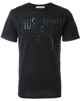 Perforated Logo T-shirt
