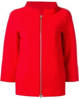 Three-quarters Sleeve Jacket