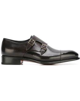 Classic Monk Shoes