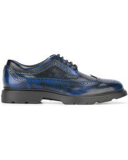 Route H304 Derby Shoes