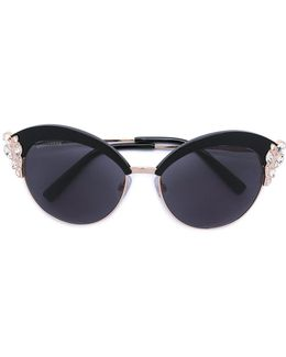 Anabelle Embellished Sunglasses