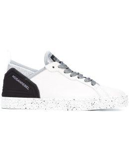 Glitter Detail Sneakers