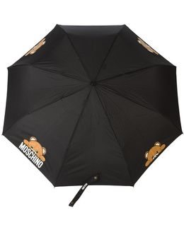Bear Print Umbrella