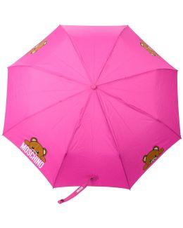 Bear Print Umbrella