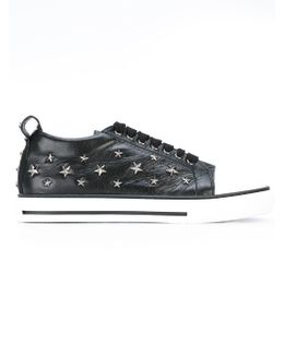 Studded Stars Trainers