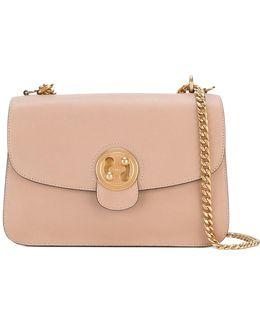 Milie Medium Turn-lock Chain Shoulder Bag