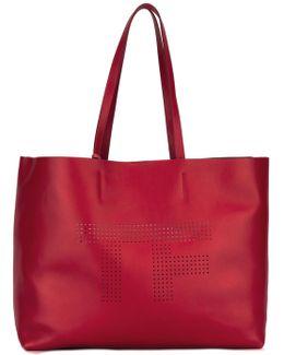 Medium Tf Tote Bag
