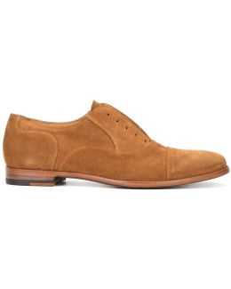 Allen Laceless Oxford Shoes