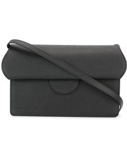 Fold-over Crossbody Bag